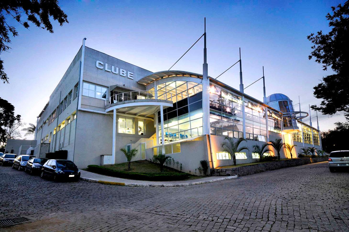 Academia do Complexo Esportivo