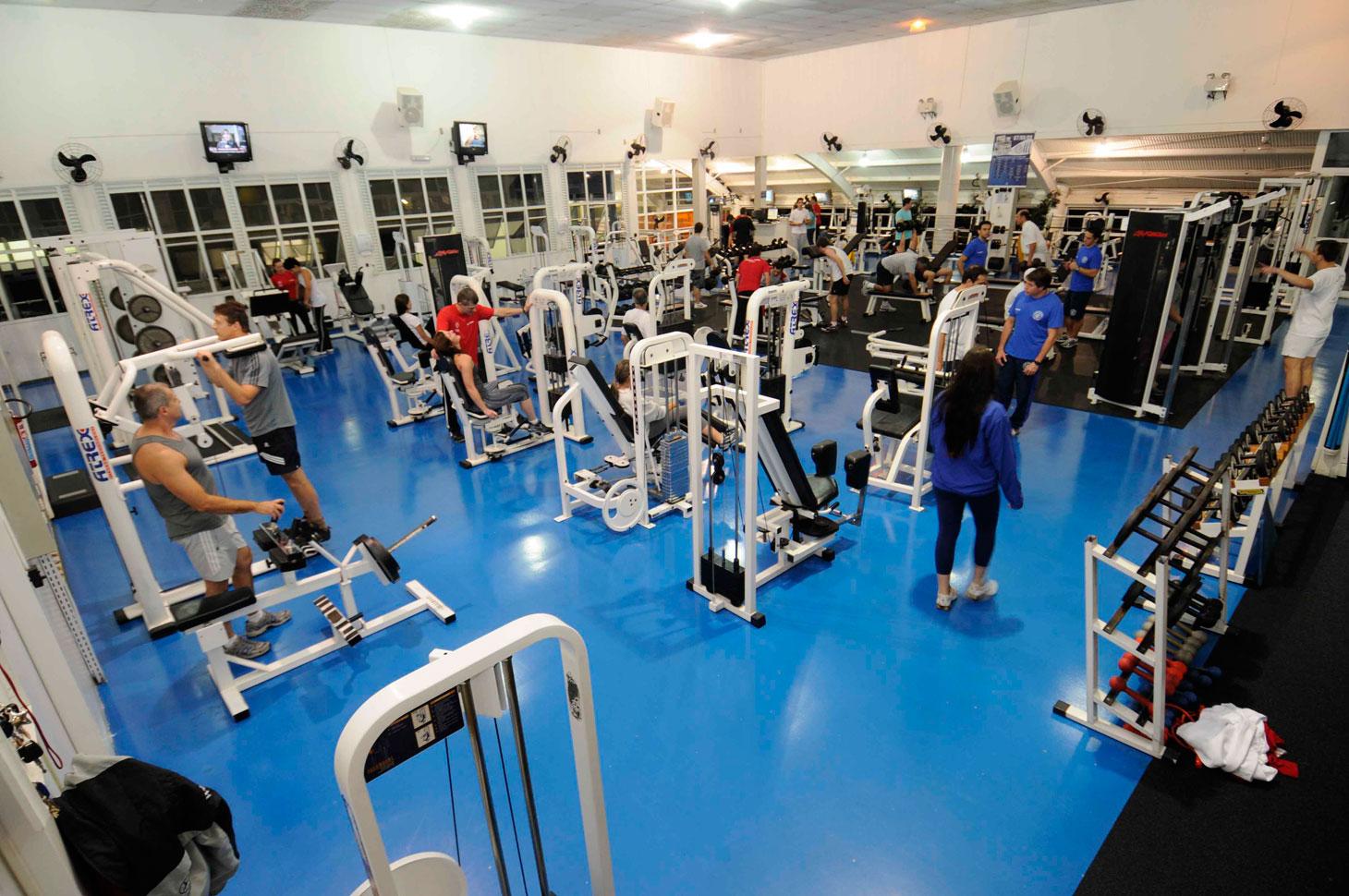 Academia - Musculação