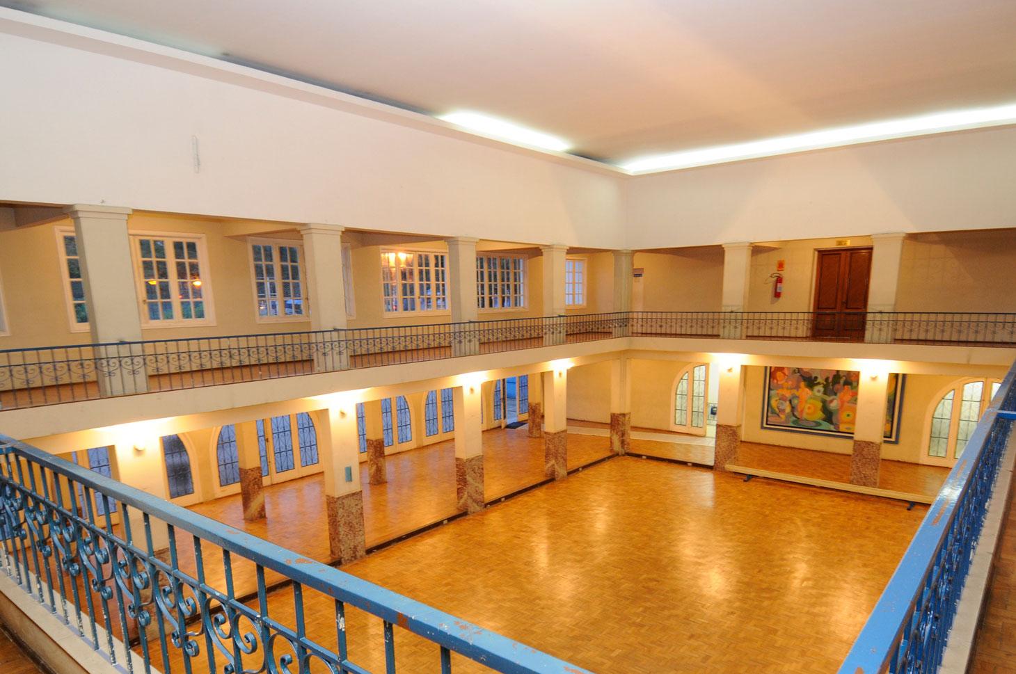 Salão Social - Mezanino