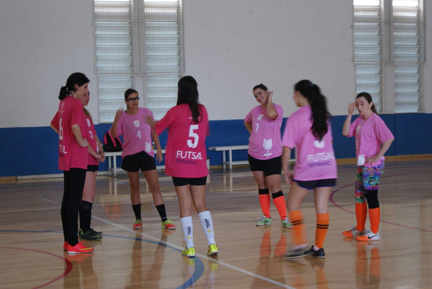 Futsal Feminino - Clube Jundiaiense 605efb7648d35