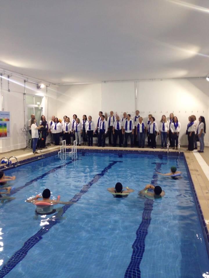 Apresentação na Academia do Clube Jundiaiense (05/07/2016)  - Sede de Campo – Clube Jundiaiense