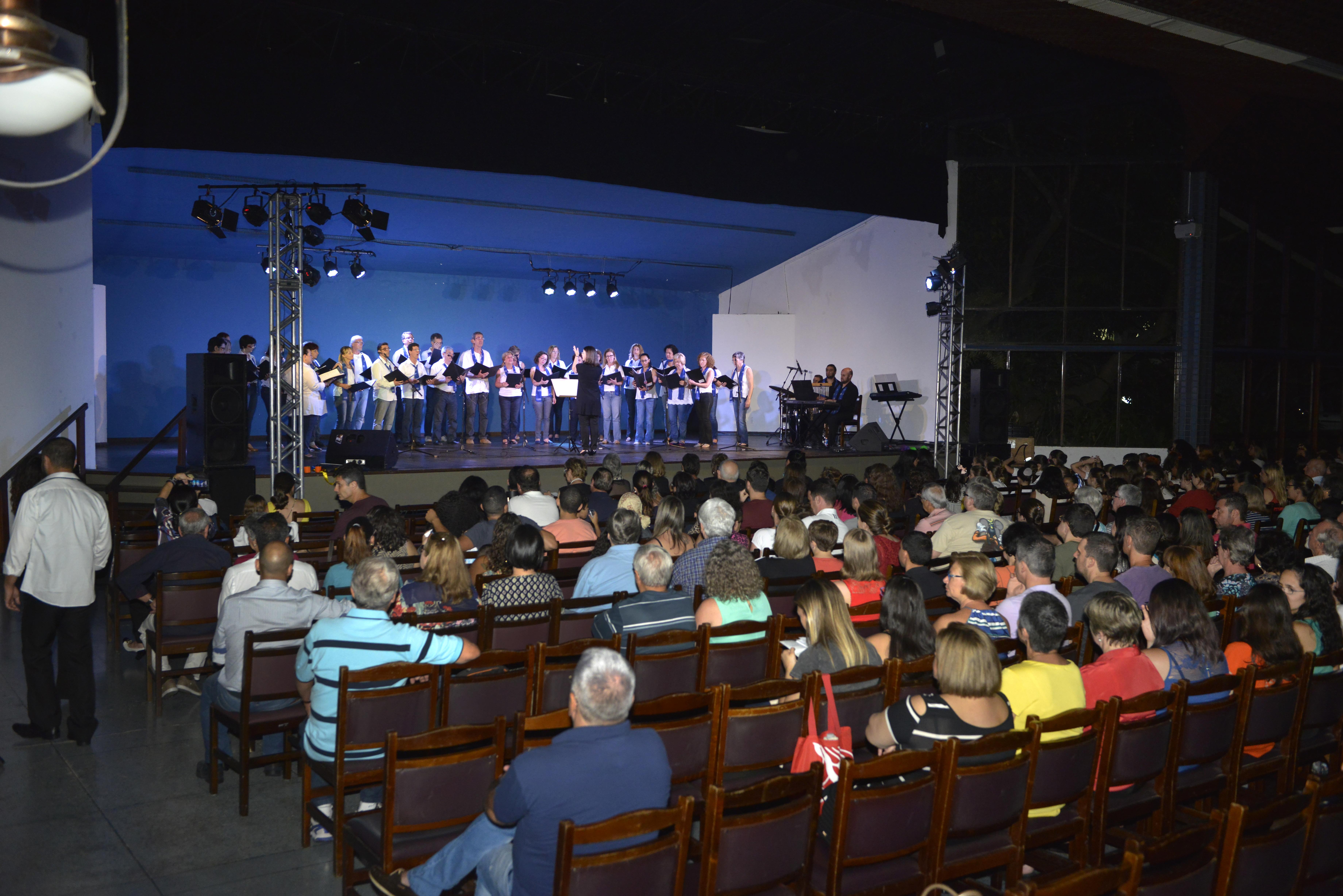 Concerto de Natal  (02/12/2016) - Sede de Campo – Clube Jundiaiense