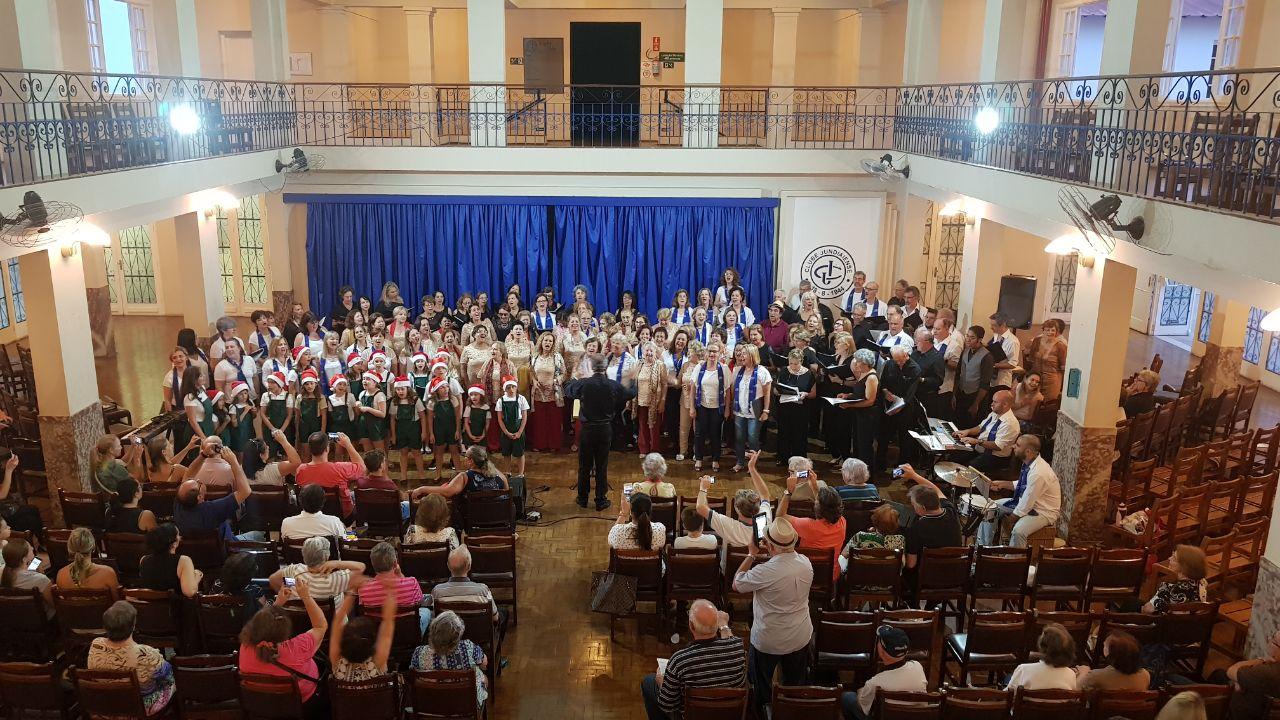 Concerto de Natal  – Sede Central (03/12/2017)