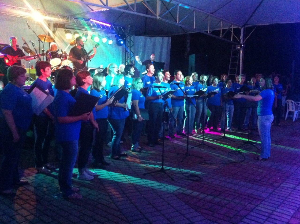 3º Encontro de Bandas (21/02/2014) - Sede de Campo – Clube Jundiaiense