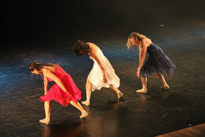 Coreografia Três Caminhos