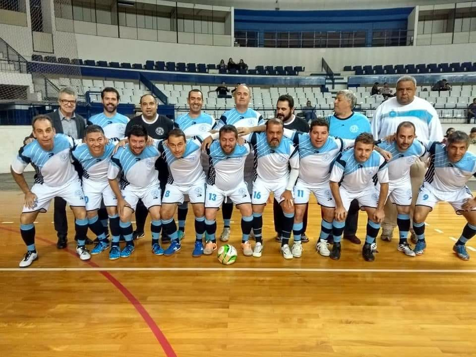 Time de Futsal CJ - Veteranos