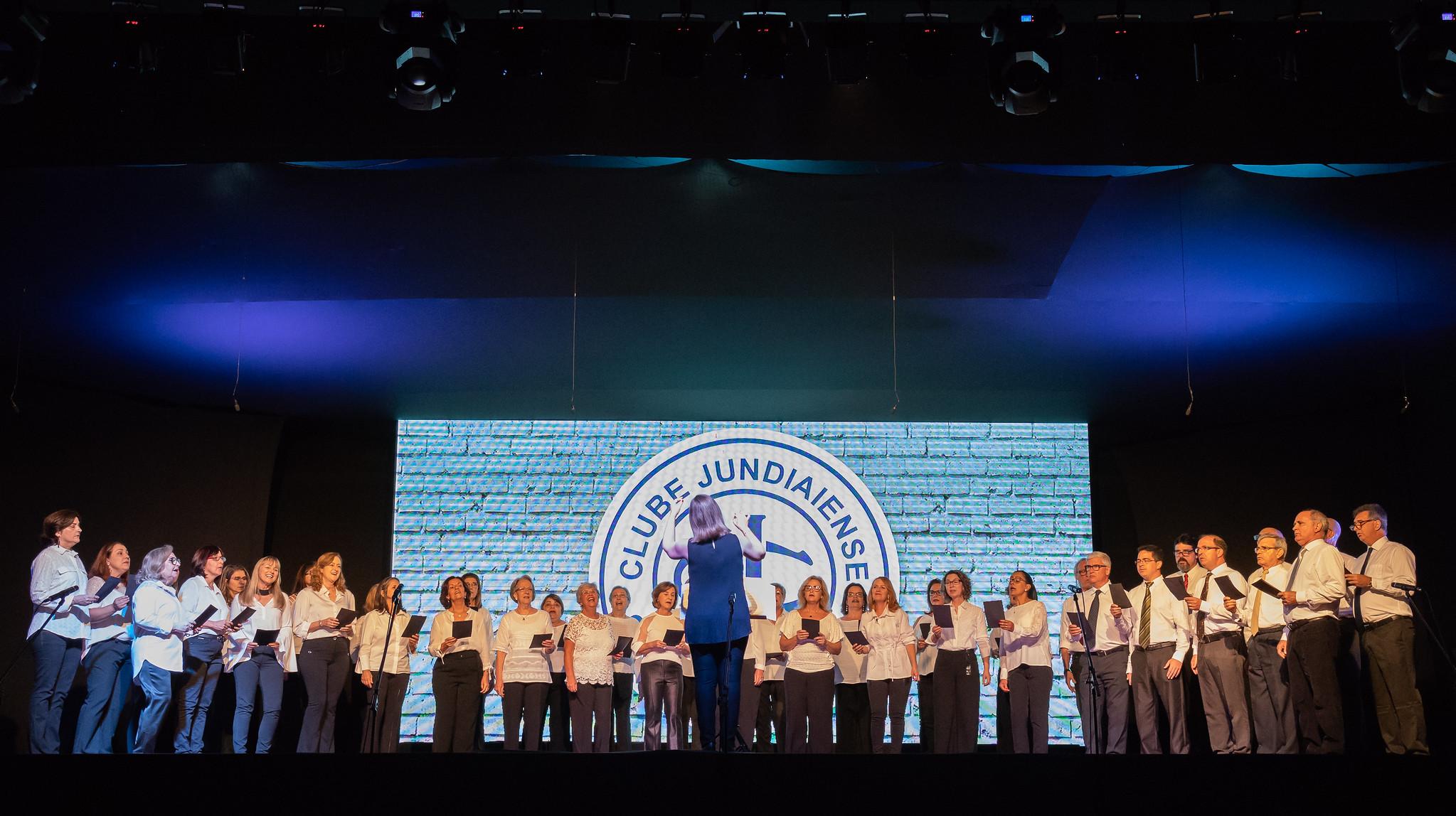 ARTE.FATOS – 75 anos de cultura – Salão Social da Sede de Campo (24/11/2019)
