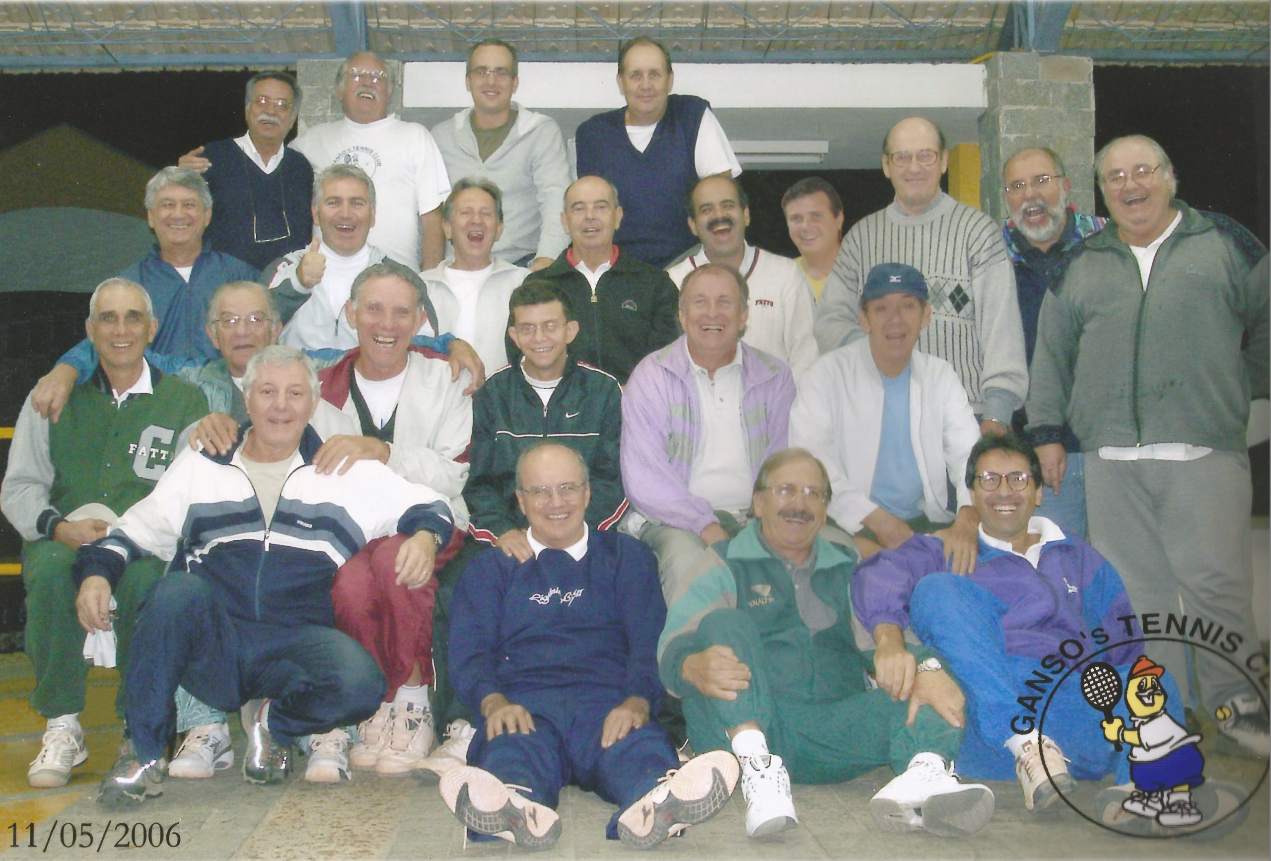 Grupo Ganso - Tênis