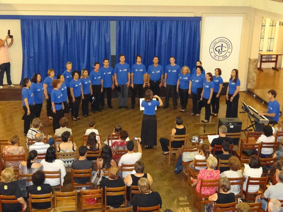Concerto de Estreia (4/12/2012 ) – Sede Central do Clube Jundiaiense