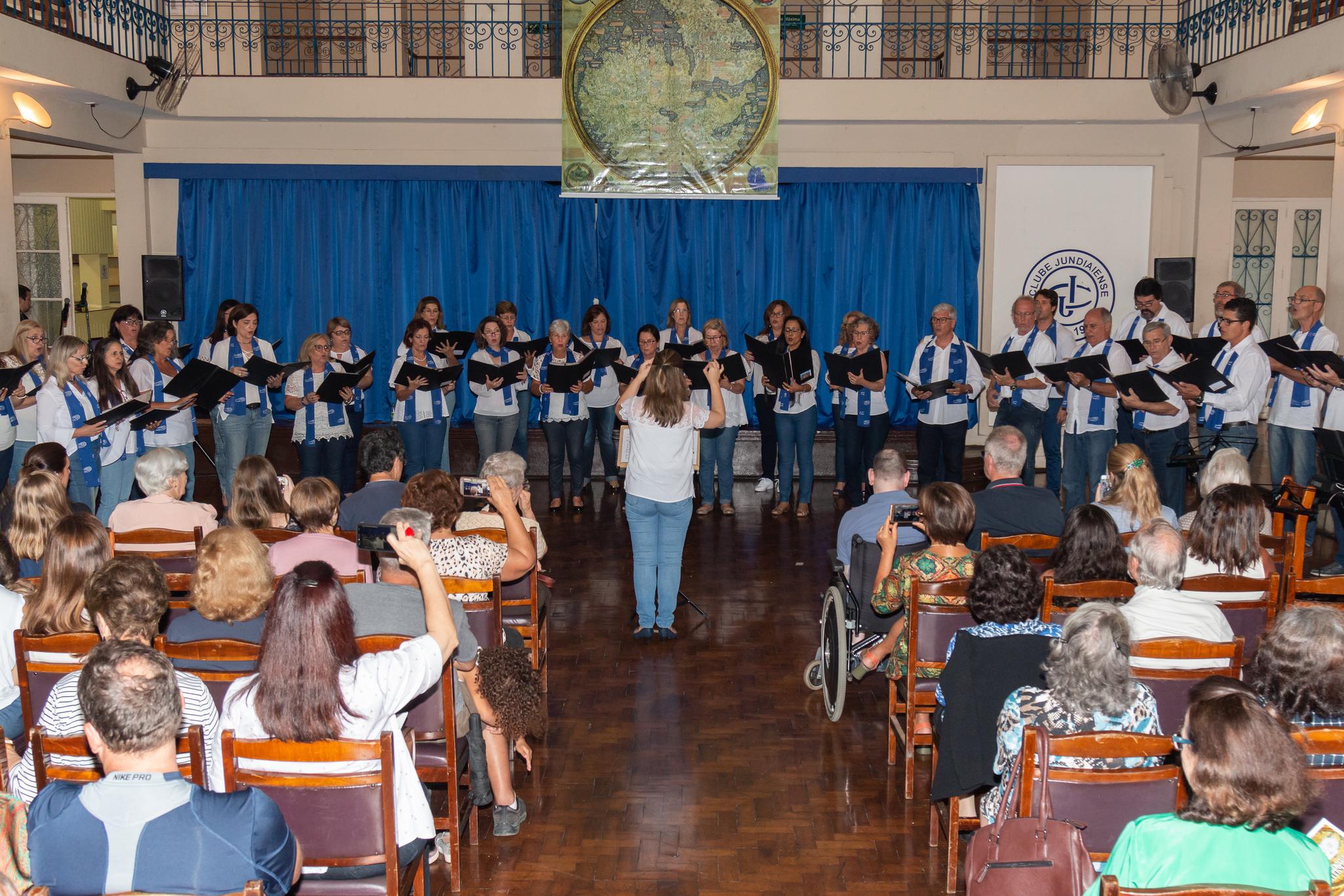 Concerto Vozes do Mundo - Sede Central (25/11/2018)